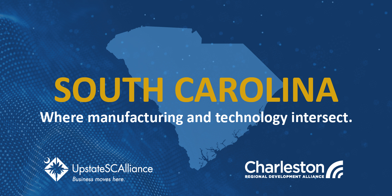 South Carolina tech and manufacturing will be on display at CES