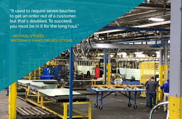 Materials Handling Solutions quote