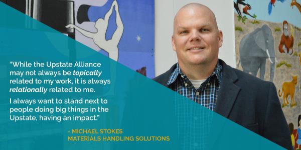 Michael Stokes Materials Handling Solutions