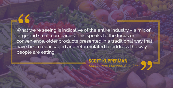 Scott Kupperman food indystry quote