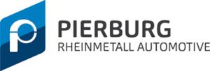 Pierburg Rheinmetal Logo