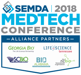 SEMDA Conference Logo Partners